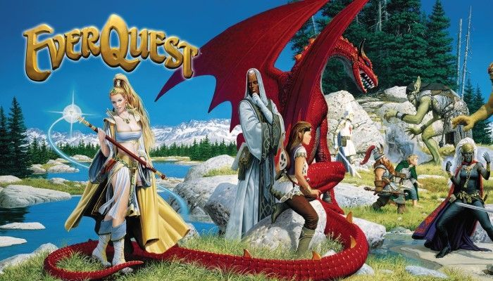 Everquest Fan Server Is Going To Party Like It's 1999