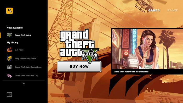 Rockstar Announces Games Launcher For PC, Includes San Andreas Free For Limited Time