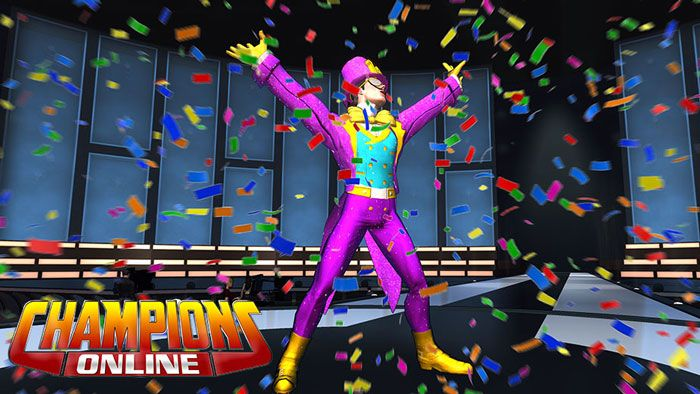 Champions Online Holds A Costume Party In latest Anniversary Celebration