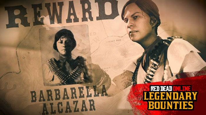 Red Dead Online Introduces Legendary Bounties Plus New Collector's Map, Free-Aim Series, Club XP Bonuses, and More