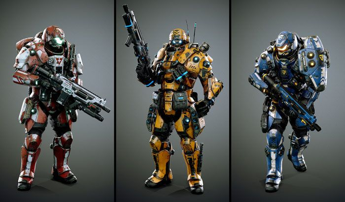 Planetside Arena Details Weapons in blog post ahead of Sept 19 launch - PlanetSide News