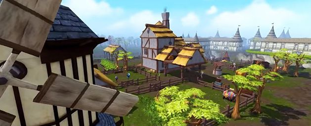 Runescape brings in Changes to Player Owned Farms, updates its bank placeholder beta