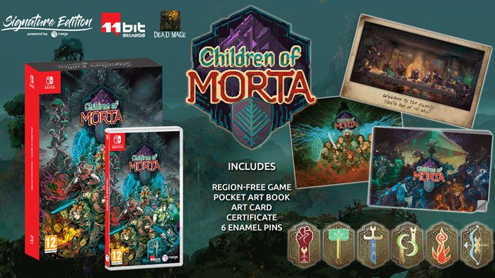 Children of Morta and Frostpunk: Console Edition Now Available for Pre-Order