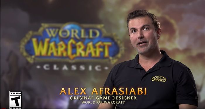 New WoW Classic Creators Video Highlights WoW Original Game Designer