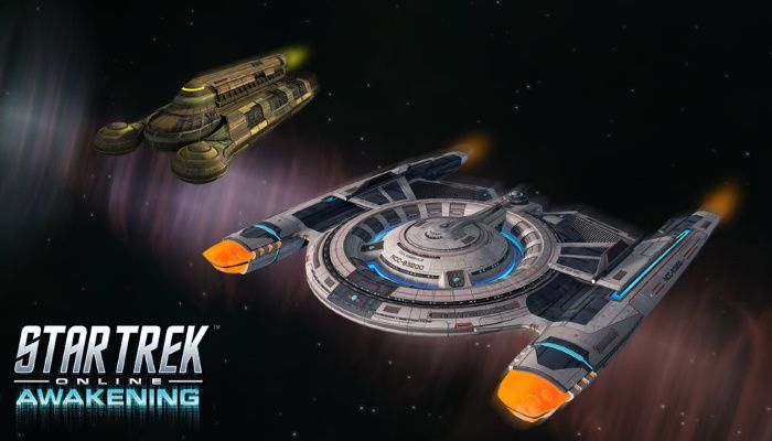 New Science Vessels Make Their Way Into Star Trek Online - MMORPG.com