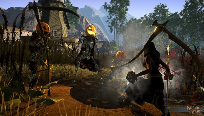 Shroud of the Avatar Release 70 Detailed, Brings Back Pumpkin Head, New Creatures - Shroud of the Avatar News
