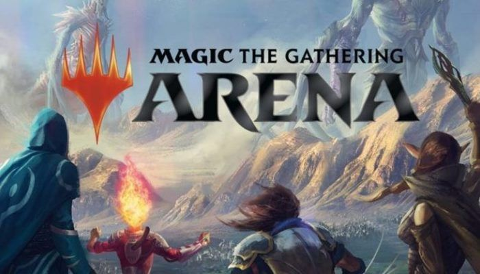 MTG Arena Leaves Open Beta Today