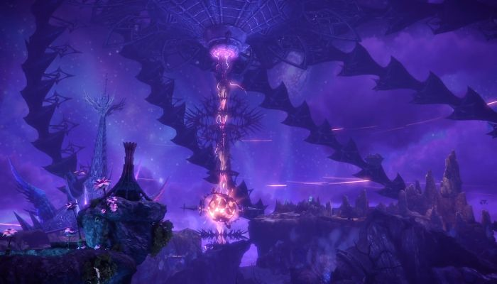 TERA Shows Off Its Upcoming Skywatch: Aerial Island Update In New Video - TERA News