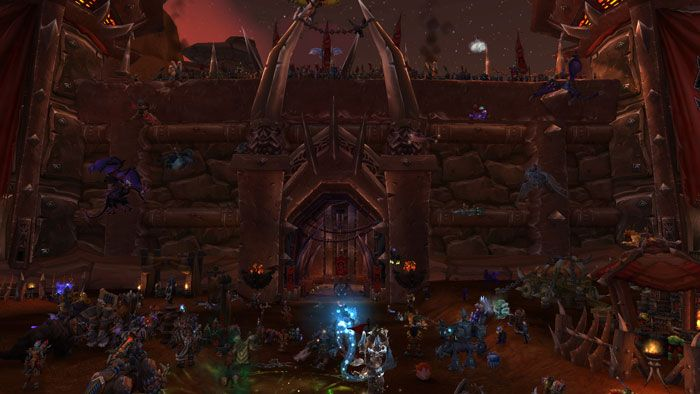 Warcraft Players Show RPing Isn't Dead in MMOs