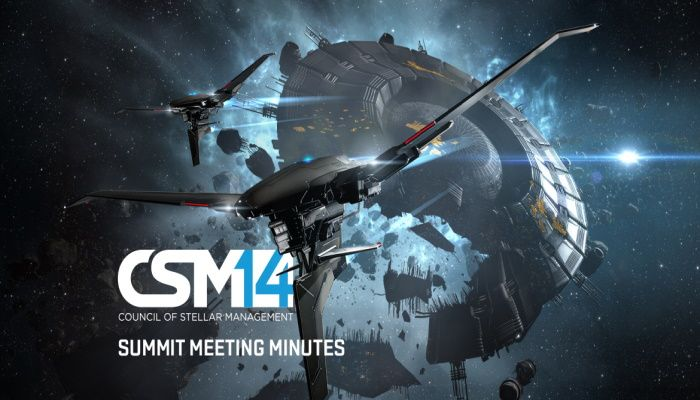 EVE Online's First CSM 14 Summit Minutes Released