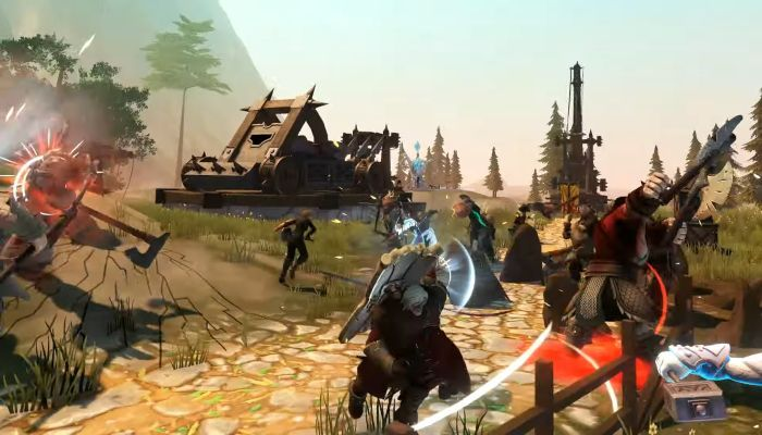 Crowfall Discusses War of the Gods Milestone, Guild vs Guild combat In New Interview