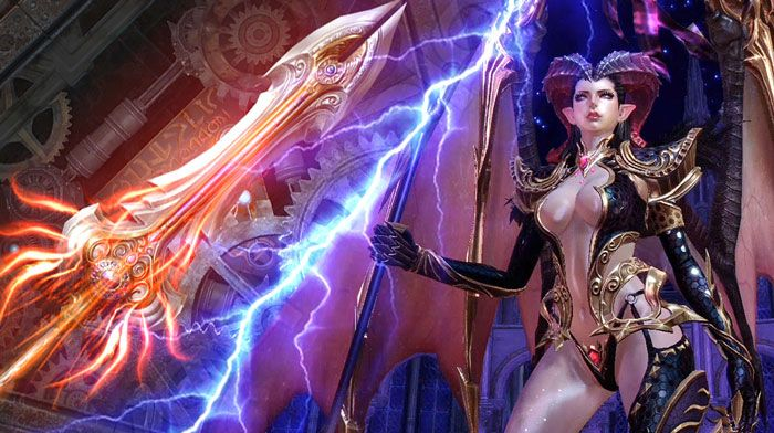 This week in TERA Sees Start Of Its Enchanting Success Event