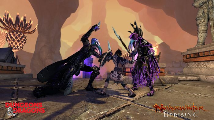 Neverwinter Uprising Now On Console