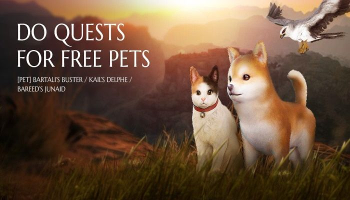 Black Desert Online's Season of the Hunt Part 2 Event Starts On PC, New Pet Quests Added
