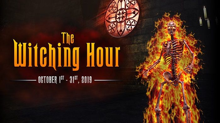 DCUO The Witching Hour 2019 Event Live
