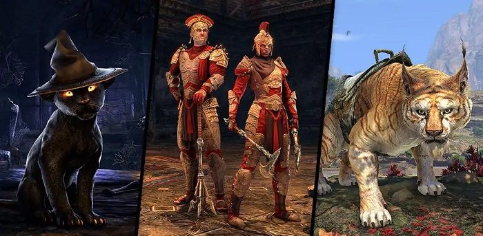 ESO Crown Store Sees New Mounts, DLC, and More