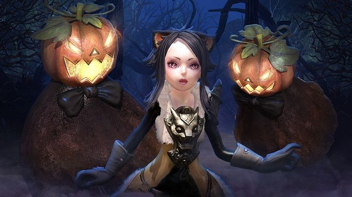 TERA Console Halloween Themed Event Underway Now - TERA News