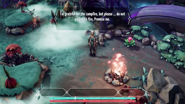 Fantasy Typing Adventure RPG Nanotale Hits Steam Early Access October 23