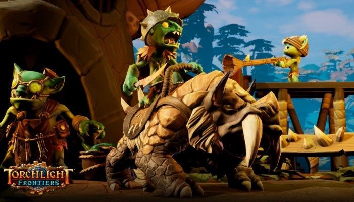 Torchlight Frontiers' latest Seeds of Fortune update Features Enchanting, New Class Skills, More - MMORPG.com