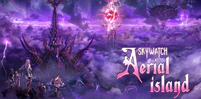 TERA Receiving Aerial Island, Heading to PC on October 15