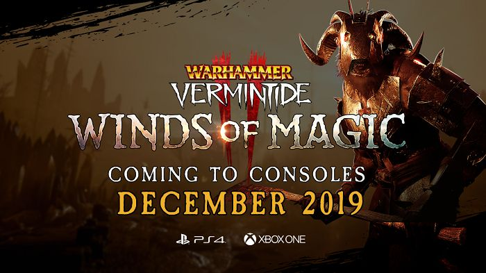 Warhammer Vermintide 2 Winds of Magic Coming to PS4 and Xbox One December 2019