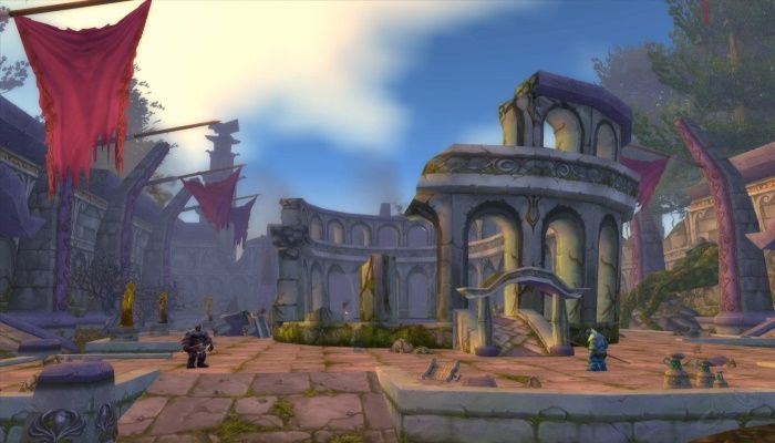World of Warcraft Classic Releases Dire Maul Today Ahead Of Rest Of Phase 2 Content
