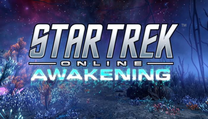 Star Trek Online: Awakening Now available on Xbox One and PS4