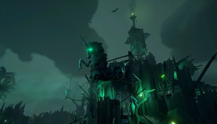 Sea of Thieves Fort Of The Damned Update Now Live