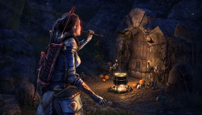 The Elder Scrolls Online Dragonhold Live On PC And Mac Today