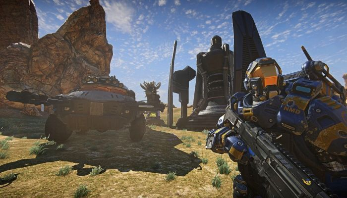 PlanetSide Executive Producer Talks About The Franchise Future, Including PlanetSide 3