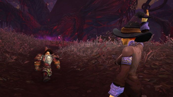 Halloween has come to World of Warcraft in the Hallow's End event