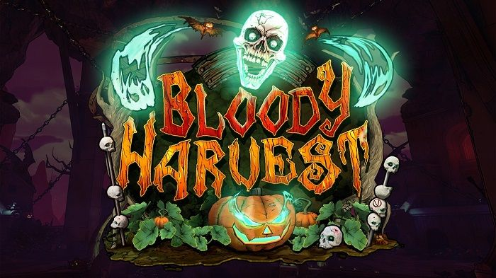 "Borderlands 3 Free Seasonal Event ""Bloody Harvest"" Goes Live October 24,"