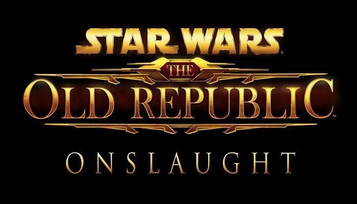 Star Wars: The Old Republic - Onslaught Now Available