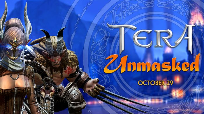 TERA Console Receiving 'Unmasked' October 29