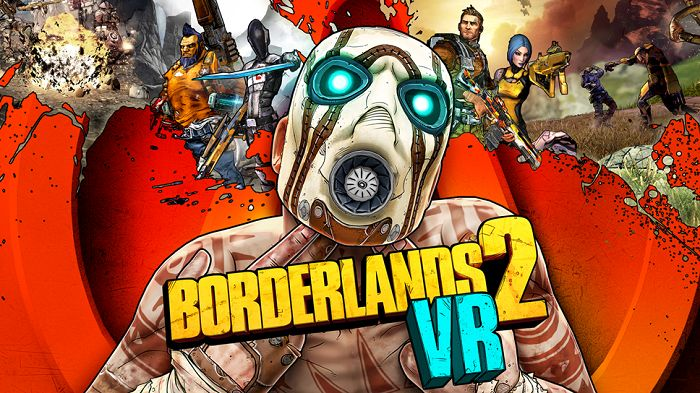 Borderlands 2 VR Now Available on Steam