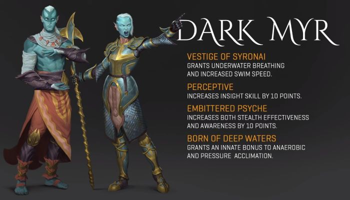Pantheon: Rise of the Fallen October Video Newsletter Outlines Racial Passive Abilities