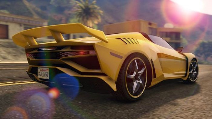 Drive the Pegassi Zorrusso in GTA Online This Week - MMORPG.com