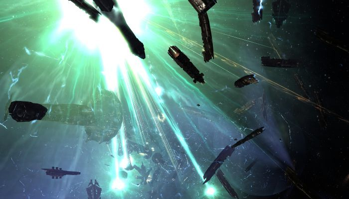 CCP Announes EVE Online Invasion Chapter 2, Releasing November 26