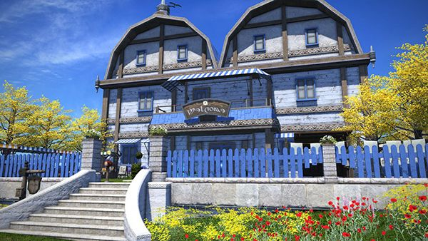 Final Fantasy XIV Housing Additions Detailed in new Blog Ahead of Patch 5.1