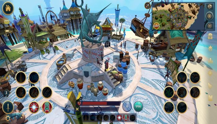 RuneScape Mobile Hits Early Access Today