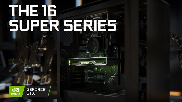 Nvidia Announces New GTX Super Cards, ReShade Coming to GFE, Image Sharpening, Low Latency