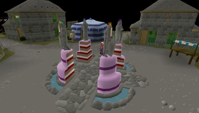 Old School RuneScape on Mobile Celebrates First Birthday - Runescape News