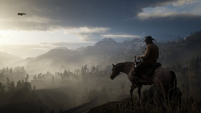 Red Dead Redemption 2 Drivers Out, Features Nearly 40 Graphics Options