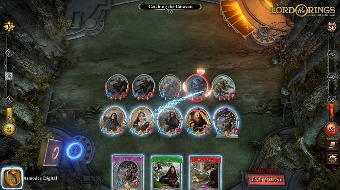 The Lord of the Rings: Adventure Card Game Coming to Consoles