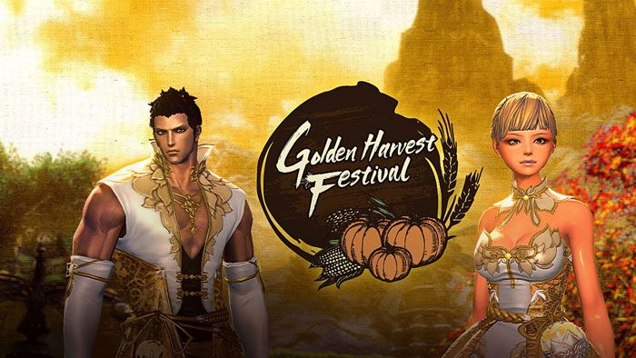 Blade and Soul Golden Harvest Live November 13 - MMORPG.com