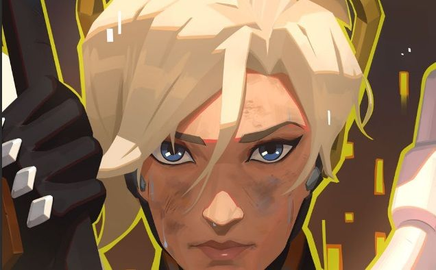 New Overwatch Short Story Highlights Mercy - Overwatch News