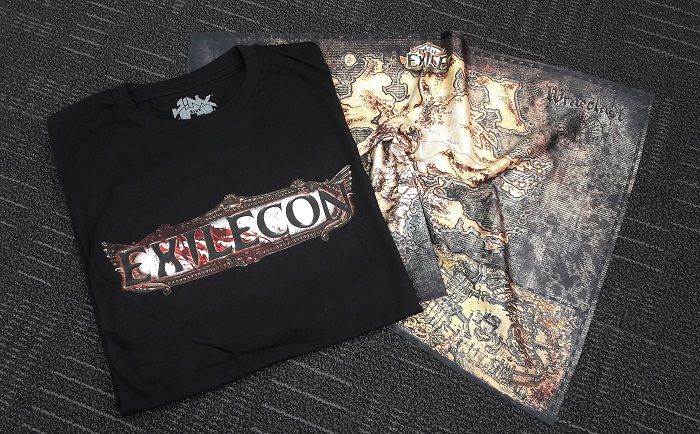 Path of Exile Reveals ExileCon Swag for Attendees - Path of Exile News