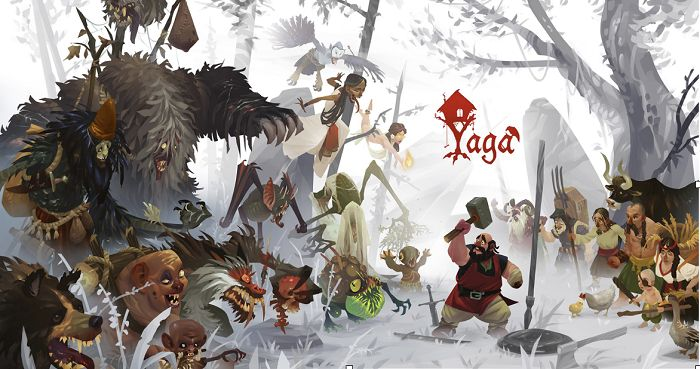 Action RPG Yaga Now Available on PC and Console
