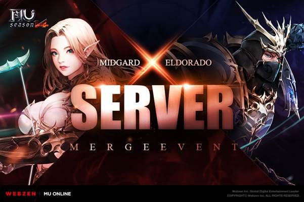 MU Online Announces Server Merge and Monster Hunting Festival