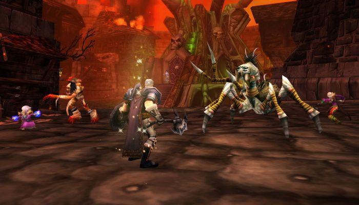 World Of Warcraft Classic S Battlegrounds Hitting Servers On